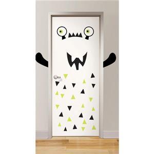 WallPops Hank the Monster Door Decal