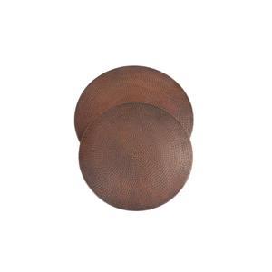 Premier Copper Products 18-in Copper Lazy Susan