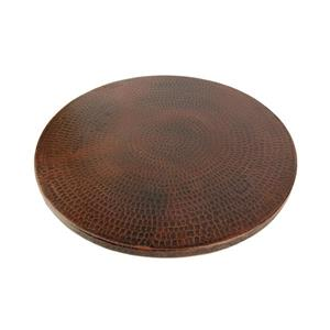 Premier Copper Products 20-in Copper Lazy Susan