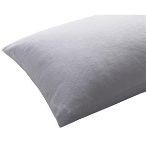 Milano Collection 20-in x 30-In White SilverClear Waterproof Pillow Protector