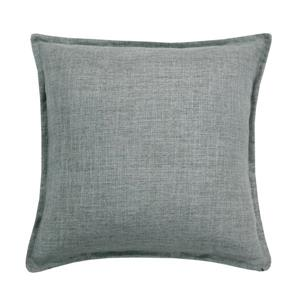 Millano Collection Green Linen Decorative Cushion