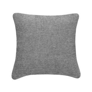 Millano 18-in Gray Herringbone Decorative Cushion
