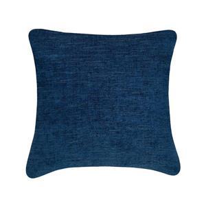 Millano Collection 18-in Dark Blue Decorative Cushion