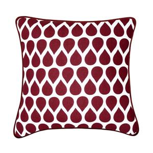 Millano Collection Taylor Red Decorative Cushion