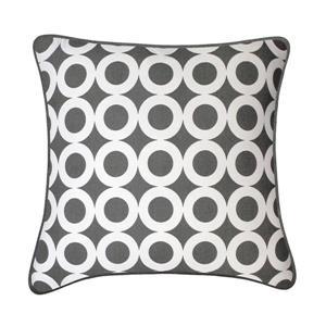 Millano Collection Decorative Gray Decoractive Cushion