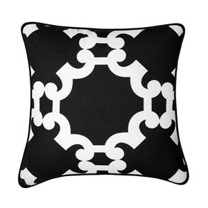 Millano Collection Rimrock Black Decoractive Cushion