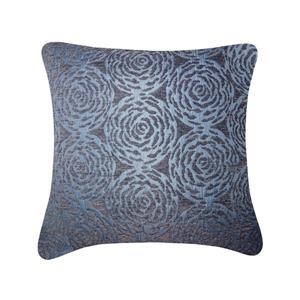 Millano 18-in Blue Channel Decorative Cushion