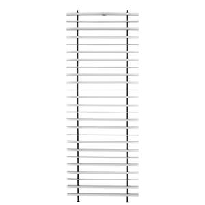 Colonial Elegance Colonial Elegance Oslo 96-in x 36-in White Room Divider