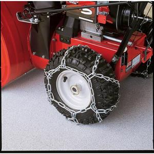 MTD Genuine Parts Snow Blower 15-in x 6-in Tire Chains