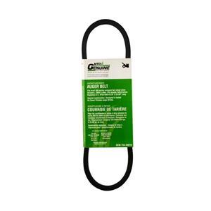 MTD Genuine Parts 0.38-in Auger Belt for Snowblowers 300 Series