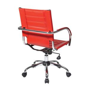 Work Smart™ Trinidad Red Office Chair
