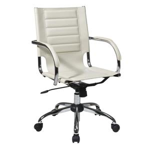 Work Smart™ Trinidad Cream Office Chair