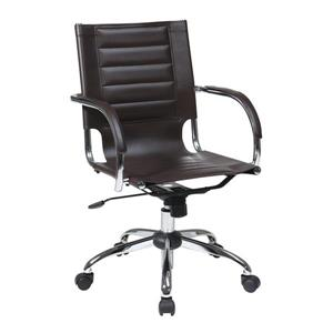 Work Smart™ Trinidad Brown Office Chair