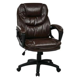 Work Smart FL Series Managers Office Chair