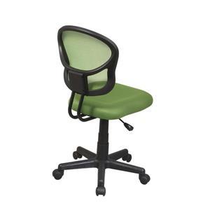 OSP Designs Green Mesh Office Chair