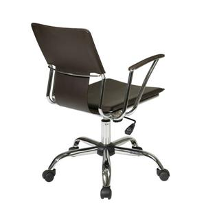 Ave Six Dorado 21.50-in x 17-in Brown Office Chair
