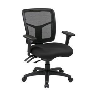 Pro-Line II ProGrid Black Office Chair