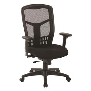 Pro-Line II ProGrid Black Office Chair