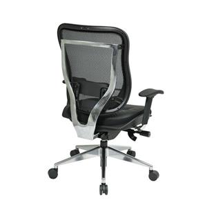 Space Seating® Black Office Chair
