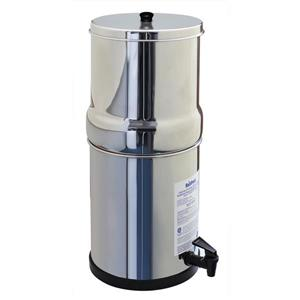 Rainfresh Gravity Water Filter (Stainless Steel)