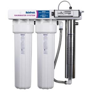 Rainfresh Residential Rain Water Treatment System
