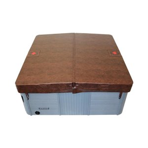 Canadian Spa Company Vinyl 5.0-in x 90.0-in x 90.0-in Hot Tub and Spa Cover