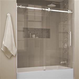 Jade Bath 60-in Sliding Bathroom Door