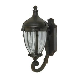 Artcraft Lighting Annapolis 27-in Oil Rubbed Bronze Outdoor Wall Sconce