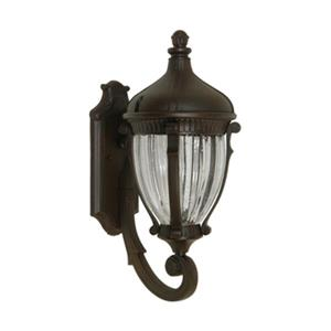 Artcraft Lighting Annapolis 34-in Oil Rubbed Bronze Outdoor Wall Sconce