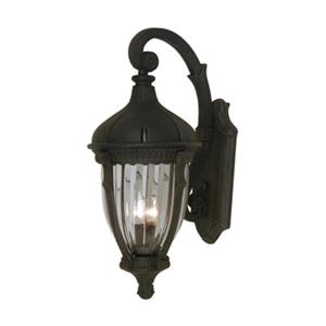 Artcraft Lighting Annapolis 34-in Oil Rubbed Bronze 4-Light Large Outdoor Sconce