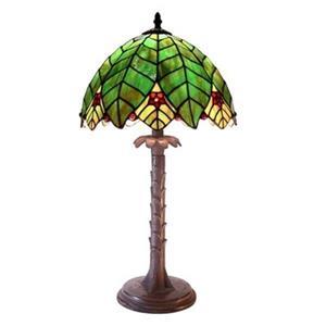Warehouse of Tiffany Palm Tree Shape Table Lamp