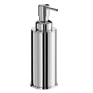 WS Bath Collections Complements Polished Chrome Soap Dispenser