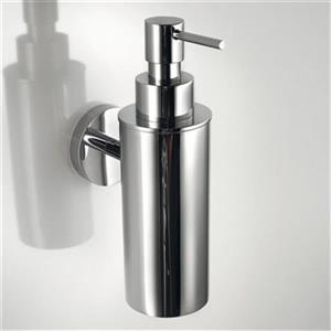 WS Bath Collections Duemila Polished Chrome Soap Dispenser