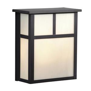 2-Light Outdoor Wall Fixture