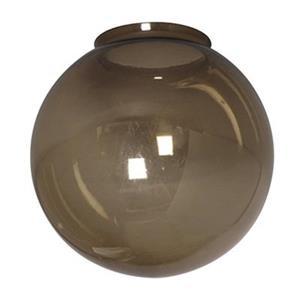 Galaxy Amber Globe Glass