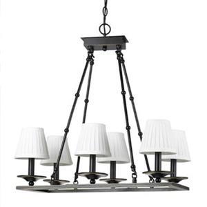 Boxgrove 6-Light Island Light