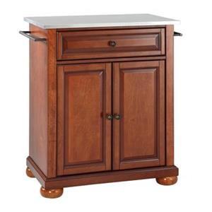 Alexandria Portable Kitchen Island