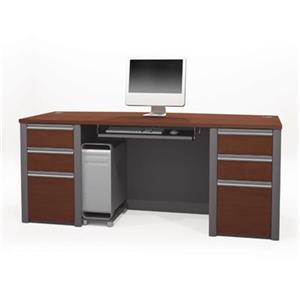 Bestar 938 Connexion Executive Desk Set,93850-39