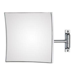 WS Bath Collections Quadrolo 63 Collection Mirror Pure III M