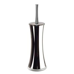 WS Bath Collections Pepe Chrome Toilet Brush Holder