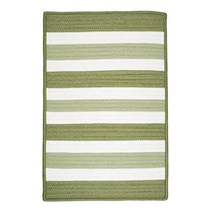 Colonial Mills Portico 5-ft x 8-ft Edamame Indoor/Outdoor Area Rug