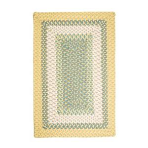 Colonial Mills Montego 5-ft x 8-ft Sundance Indoor/Outdoor Area Rug
