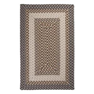 Colonial Mills Tiburon 4-ft x 4-ft Misted Grey Indoor/Outdoor Area Rug