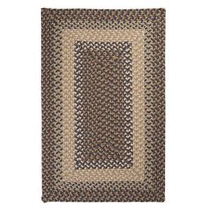 Colonial Mills Tiburon 6-ft x 6-ft Stone Blue Indoor/Outdoor Area Rug