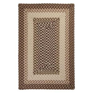 Colonial Mills Tiburon 5-ft x 8-ft Sandstorm Indoor/Outdoor Area Rug