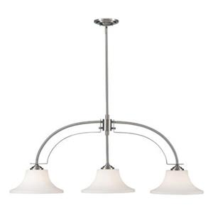 Feiss Barrington 3-Light Kitchen Island Light