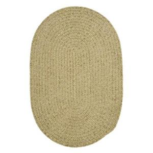Colonial Mills Spring Meadow 7-ft x 9-ft Sprout Green Indoor/Outdoor Area Rug