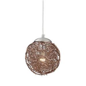 Milano Aluminum Sphere Mini Pendant