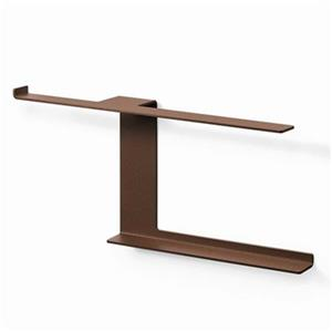 WS Bath Collections Piega 5136 Complements Rust Toilet Paper Holder