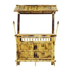 RAM Game Room Products Bamboo Tiki Bar